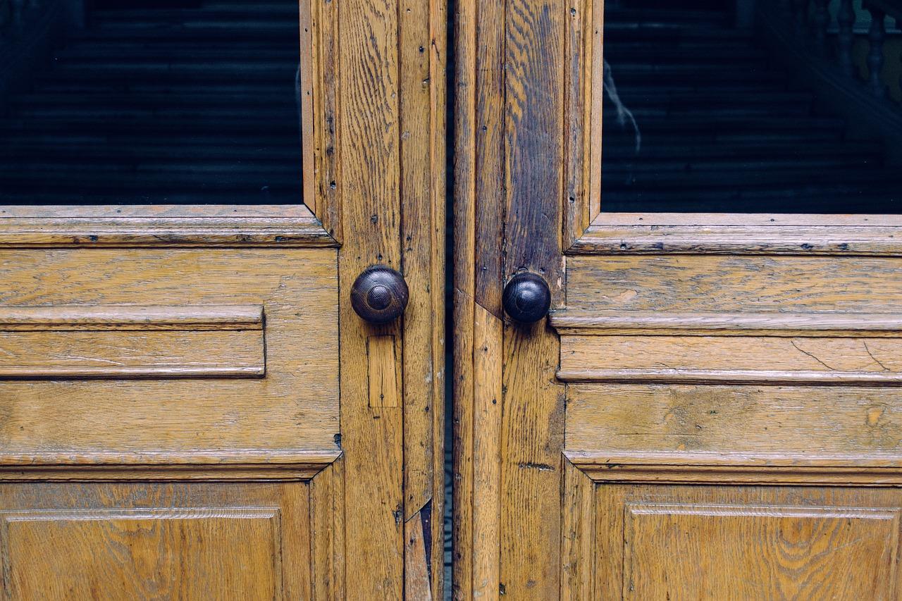 Les différents types de porte d'intérieur