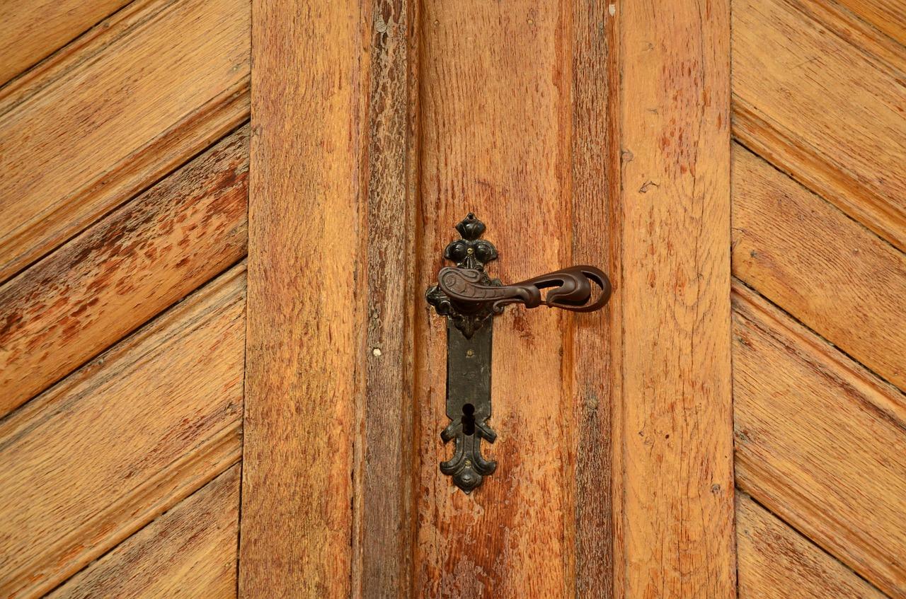 Les critères de choix d'une porte d'entrée